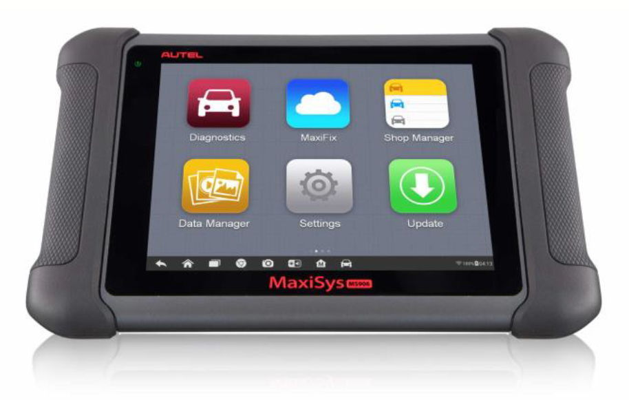 "AUTEL MAXISYS MS906 BT Diagnosegerät 8"" LED Display Tablet Bluetooth WiFi"